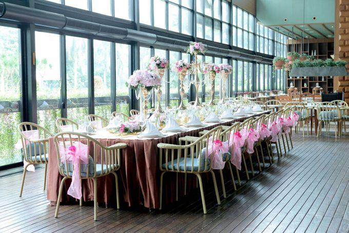 Premium Intimate Wedding at Astorn Priority Hotel Jakarta by Bright Wedding Jakarta - 006