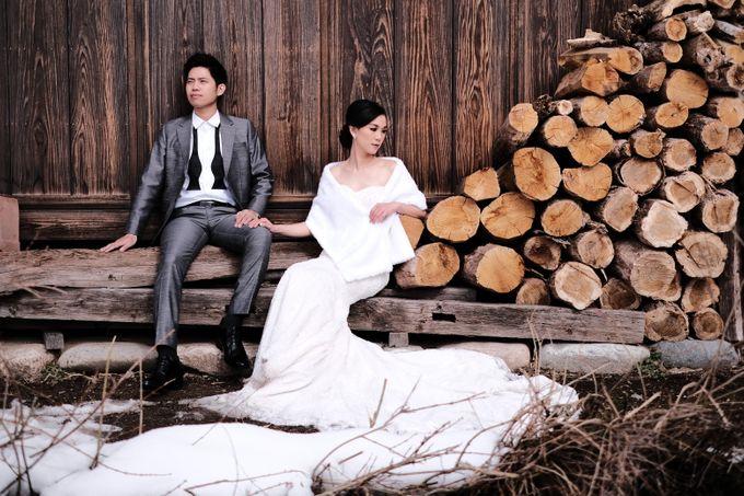 Prewedding of Adrian & Merry by Yumi Katsura Signature - 002