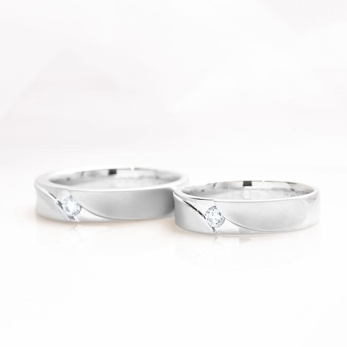 Wedding Ring - Simply Collection by ORORI - 043