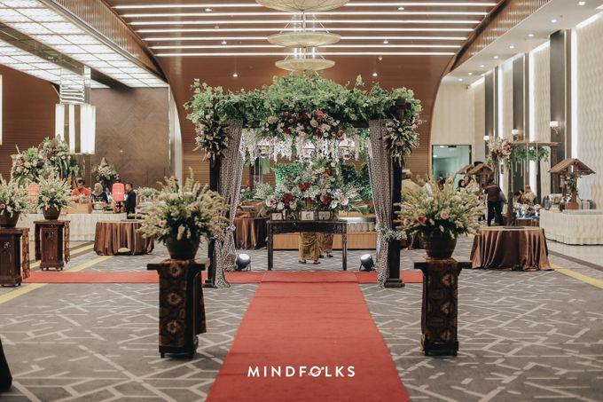 The Wedding of Danis & Monic by  Menara Mandiri by IKK Wedding (ex. Plaza Bapindo) - 004