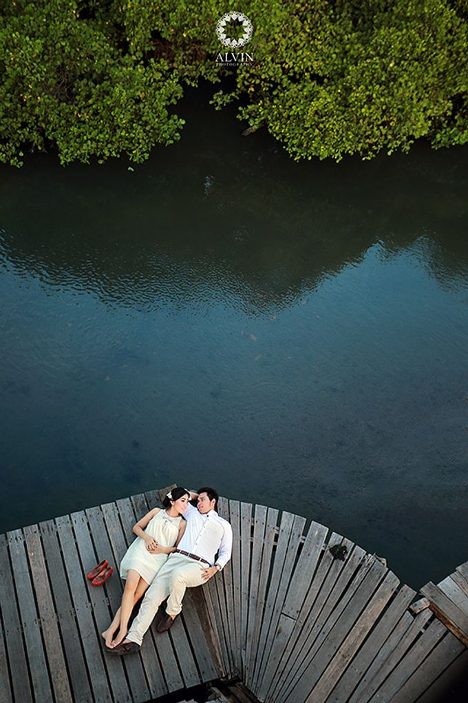 The Meaning Of Love - Our Bali Pre Wedding by ALVIN