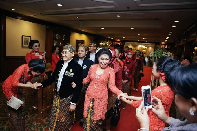 Traditional Wedding of Ami & Adi by MERCANTILE PENTHOUSE WEDDING - 015