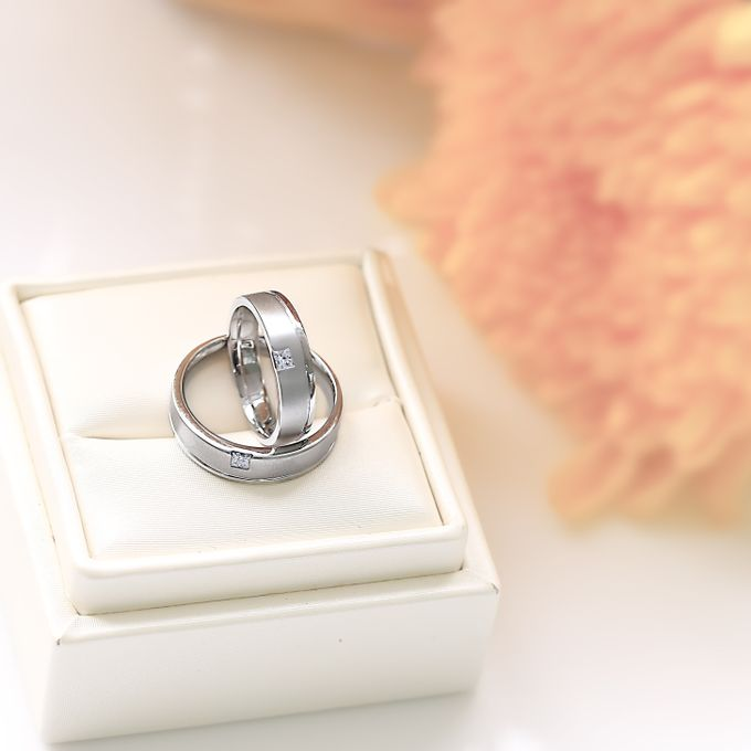 Wedding Ring - Simply Collection by ORORI - 045