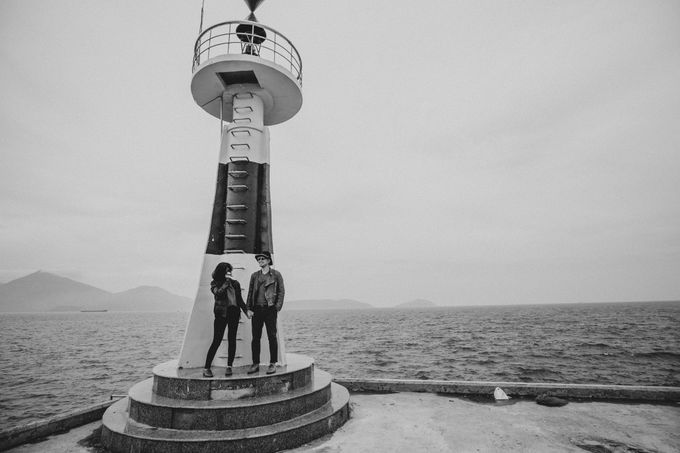Pre-wedding  Son and My in Da Nang by Ruxat Photography - 015