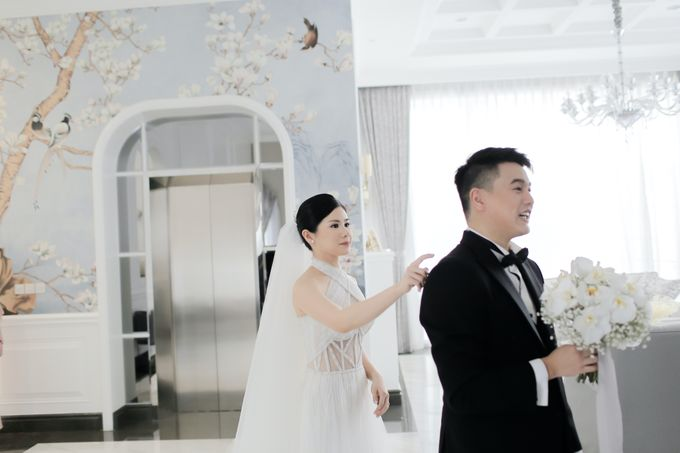 The Wedding of  Julian & Pricillia by Cappio Photography - 036