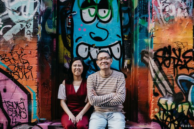 Henry & Milla Melbourne Prewedding by Dewi Tan Makeup - 045