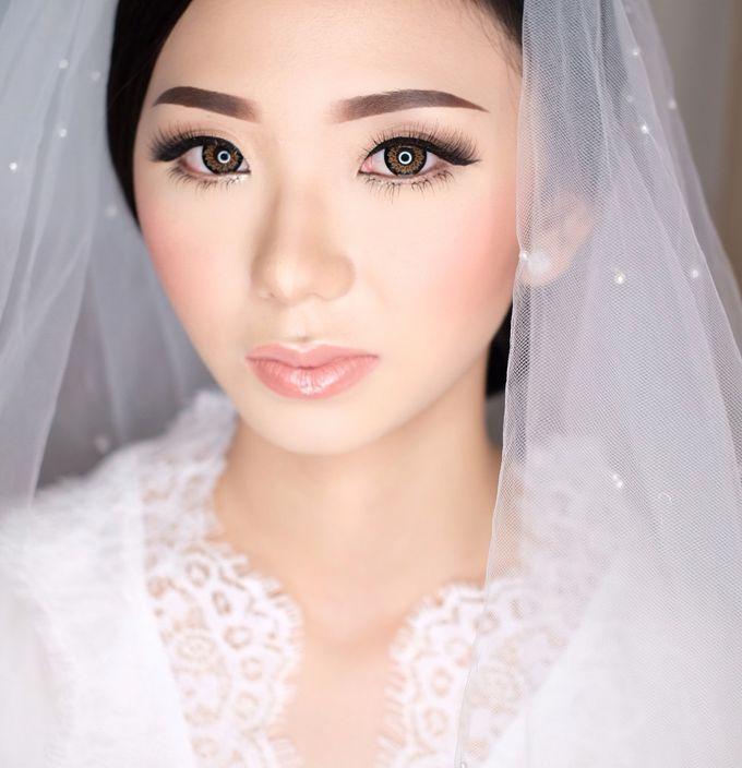 My Bride 2018 by VA Make Up Artist - 011