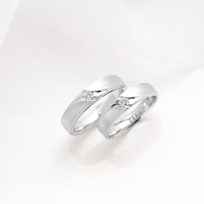 Wedding Ring - Simply Collection by ORORI - 046