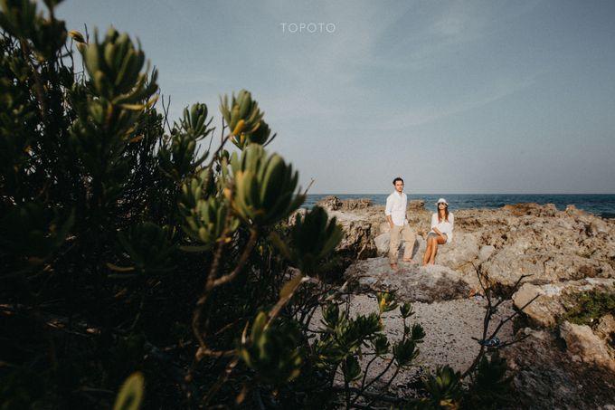 Prewedding Ignacio & Ivy by Topoto - 001