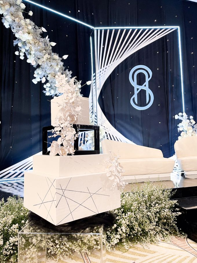 Andre & Selly by De Sketsa decoration - 001