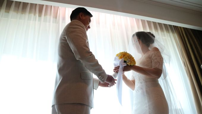 Sunlake Hotel - Yustomo & Errita Wedding by Impressions Wedding Organizer - 004