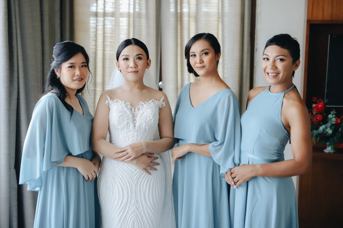 The Wedding of Michelle & Andreas by Bali Eve Wedding & Event Planner - 006