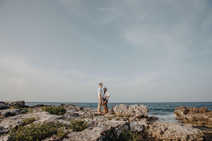 Prewedding Ignacio & Ivy by Topoto - 002