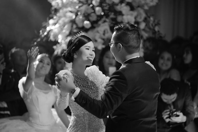 Wedding Day by Dicky - Alexander & Vu Ngoc Dung by Lotus Design - 001