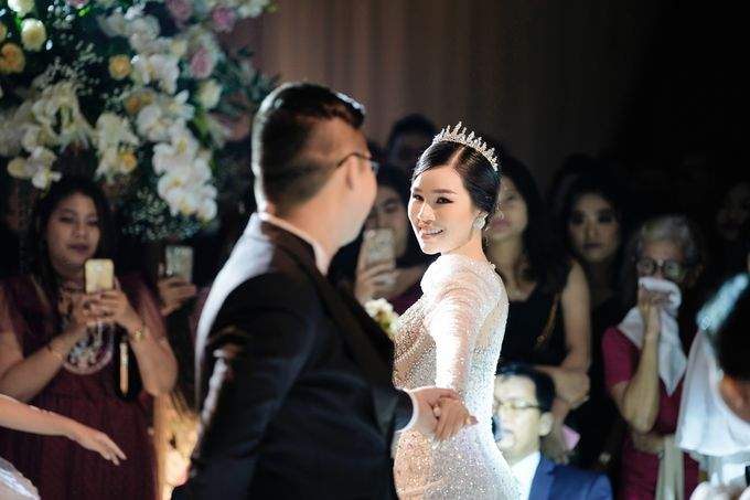 Wedding Day by Dicky - Alexander & Vu Ngoc Dung by Lotus Design - 002