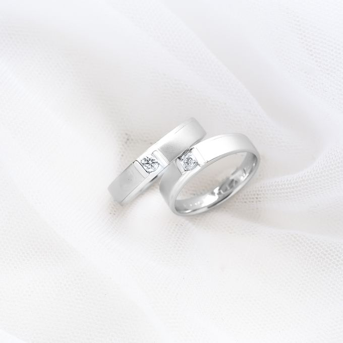 Wedding Ring - Simply Collection by ORORI - 048
