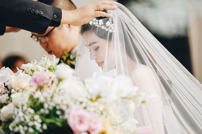 Wedding Day by Dicky - Alexander & Vu Ngoc Dung by Lotus Design - 004