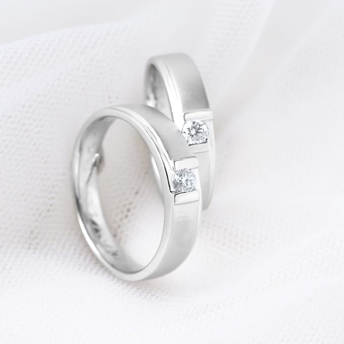 Wedding Ring - Simply Collection by ORORI - 049