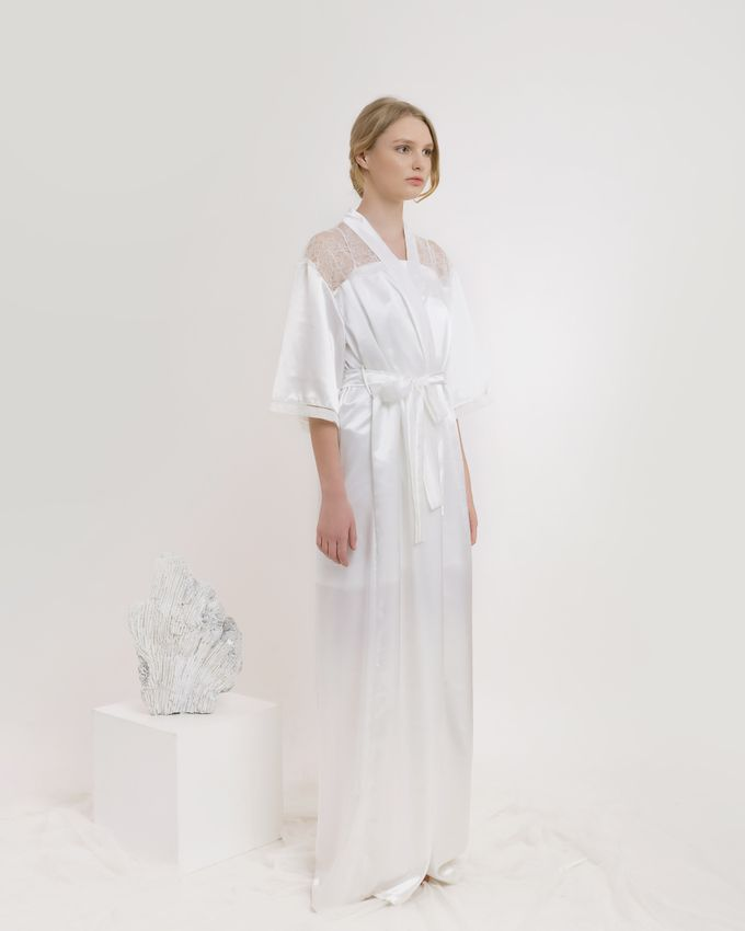 BRIDE ROBES by Cana Robes - 013