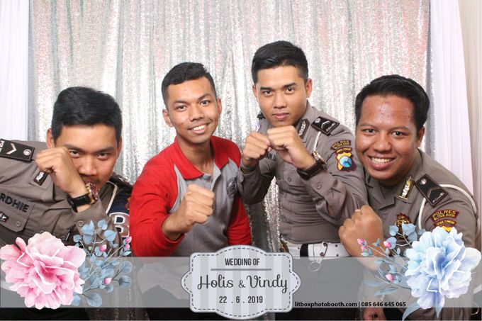 Holis & Vindy by Litbox Photobooth - 006