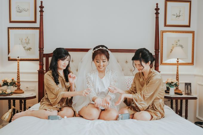 Wedding of Margaretha & Purwo Adi by Ariel Photography - 025