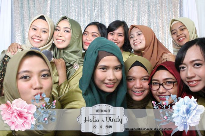 Holis & Vindy by Litbox Photobooth - 005