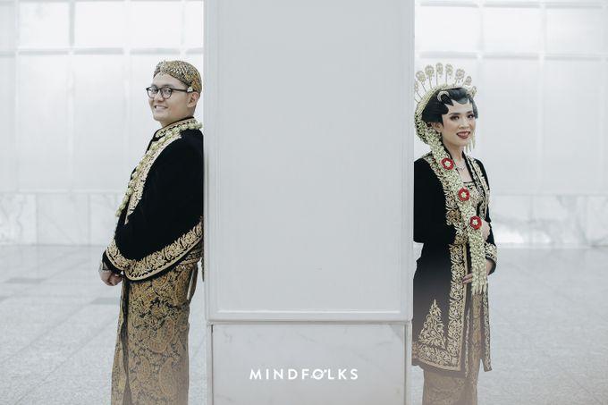 The Wedding of Danis & Monic by  Menara Mandiri by IKK Wedding (ex. Plaza Bapindo) - 006