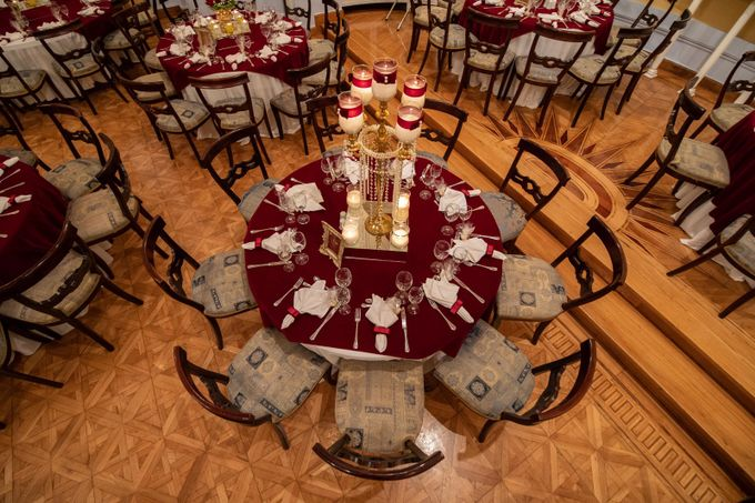 Christmas wedding in Laed by Diamond Events - 017