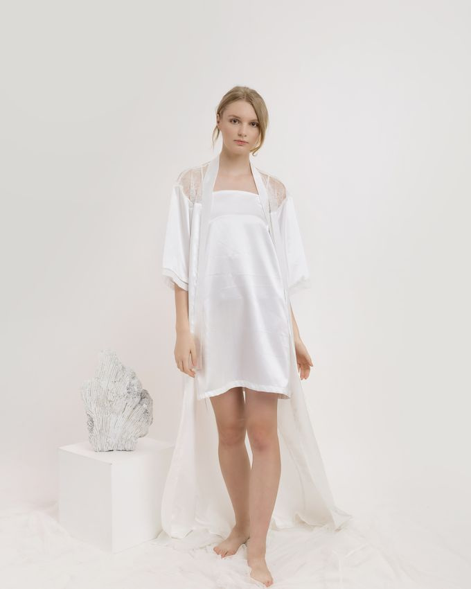 BRIDE ROBES by Cana Robes - 014