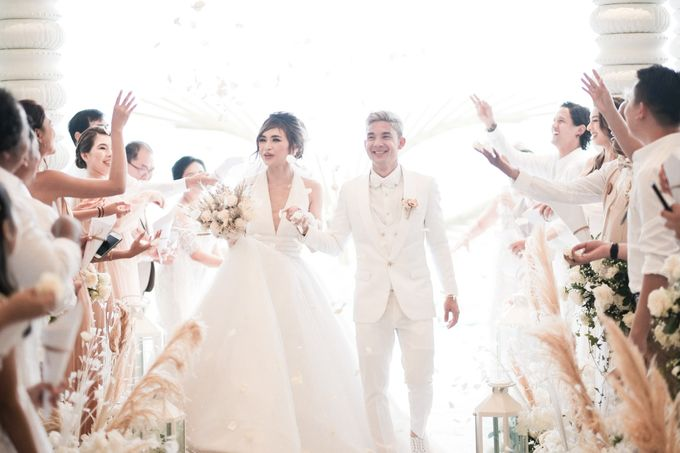 Kim Kurniawan  & Elisa Novia Wedding by HOUSE OF PHOTOGRAPHERS - 004