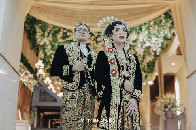 The Wedding of Danis & Monic by  Menara Mandiri by IKK Wedding (ex. Plaza Bapindo) - 007