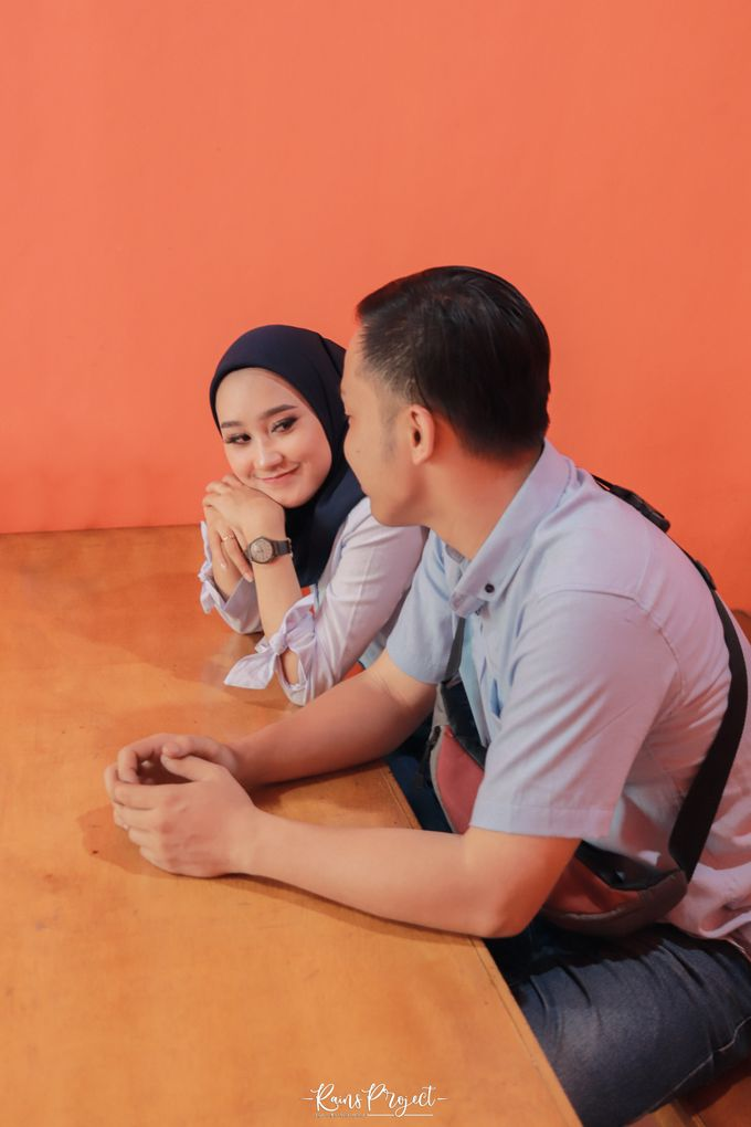 The Story of Fadli & Ayu by Rains Project - 009