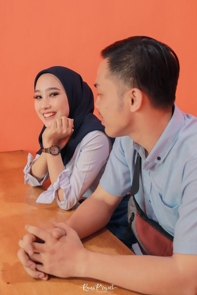 The Story of Fadli & Ayu by Rains Project - 010