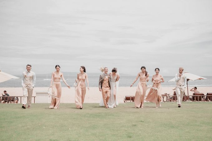 Kim Kurniawan  & Elisa Novia Wedding by HOUSE OF PHOTOGRAPHERS - 019