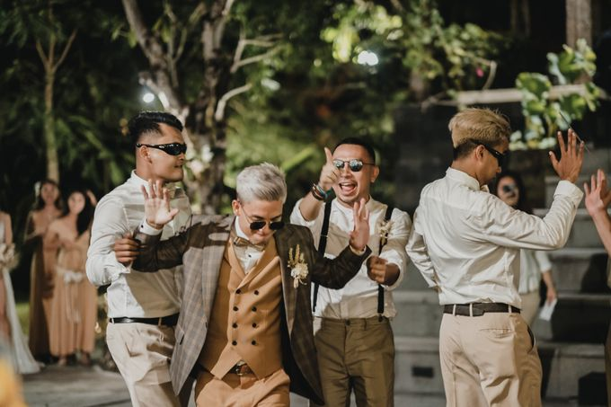 Kim Kurniawan  & Elisa Novia Wedding by HOUSE OF PHOTOGRAPHERS - 020