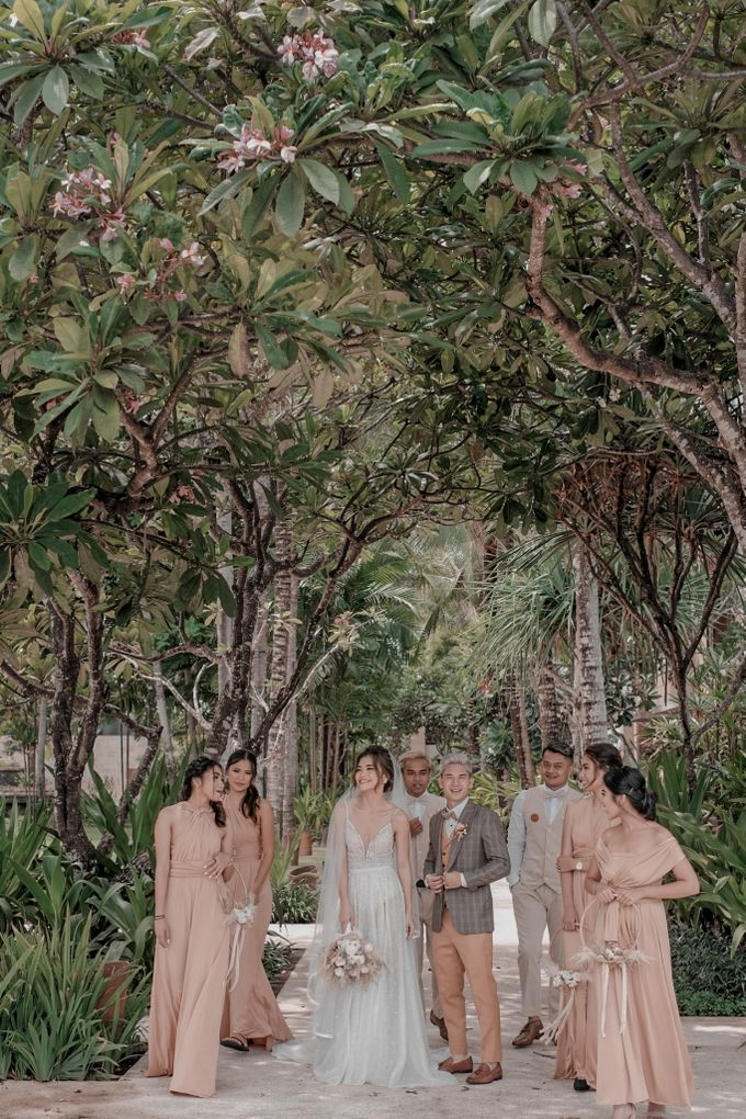 Kim Kurniawan  & Elisa Novia Wedding by HOUSE OF PHOTOGRAPHERS - 021