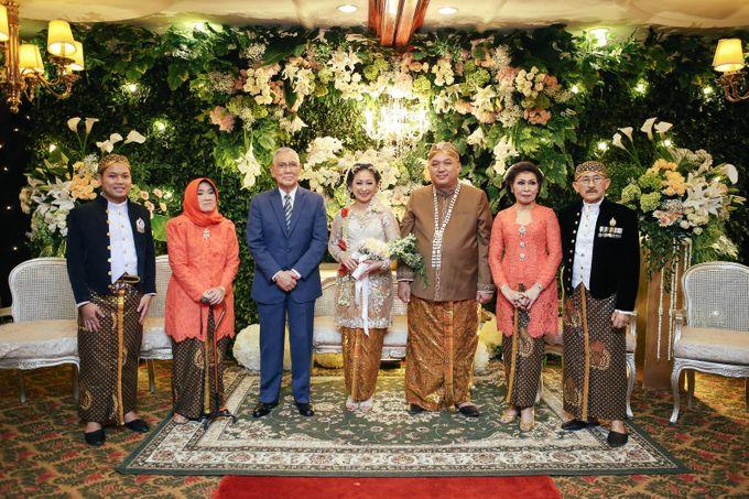 Traditional Wedding of Ami & Adi by MERCANTILE PENTHOUSE WEDDING - 017
