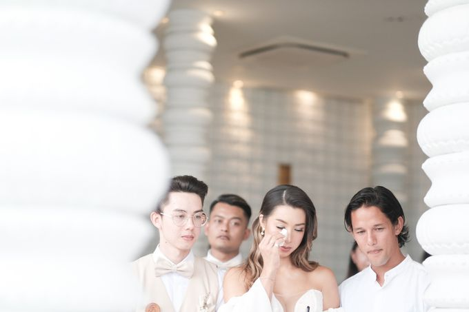 Kim Kurniawan  & Elisa Novia Wedding by HOUSE OF PHOTOGRAPHERS - 022