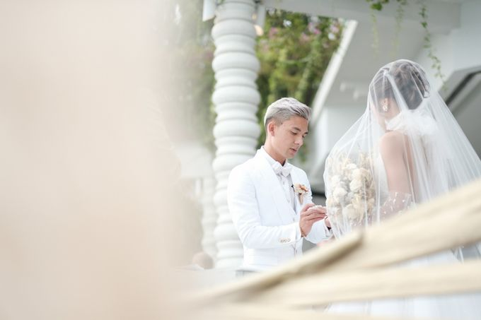 Kim Kurniawan  & Elisa Novia Wedding by HOUSE OF PHOTOGRAPHERS - 024