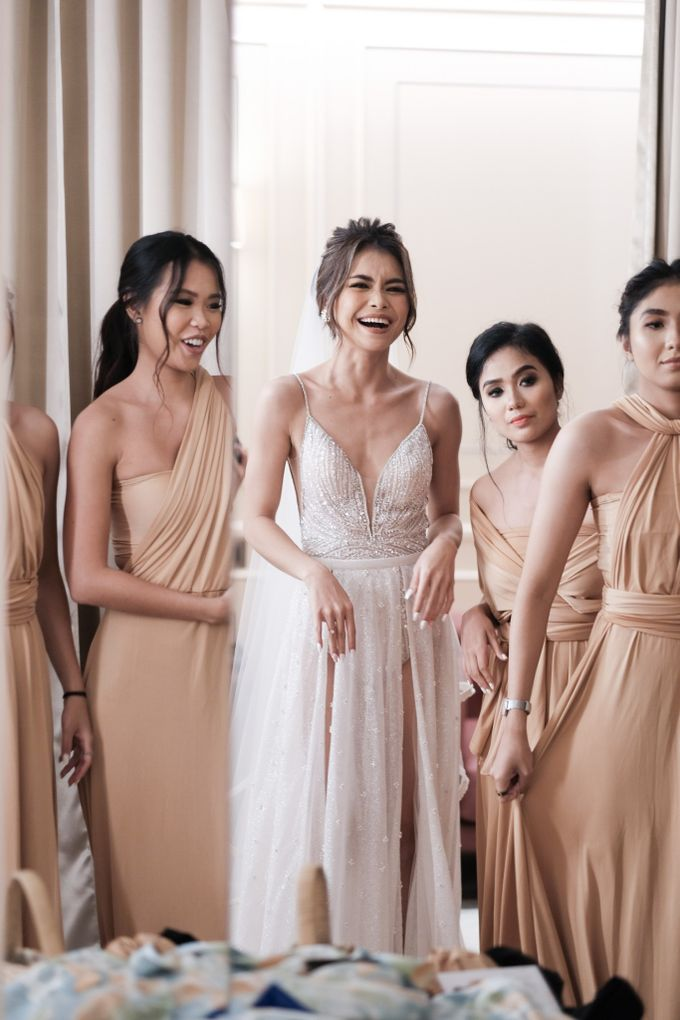 Kim Kurniawan  & Elisa Novia Wedding by HOUSE OF PHOTOGRAPHERS - 027