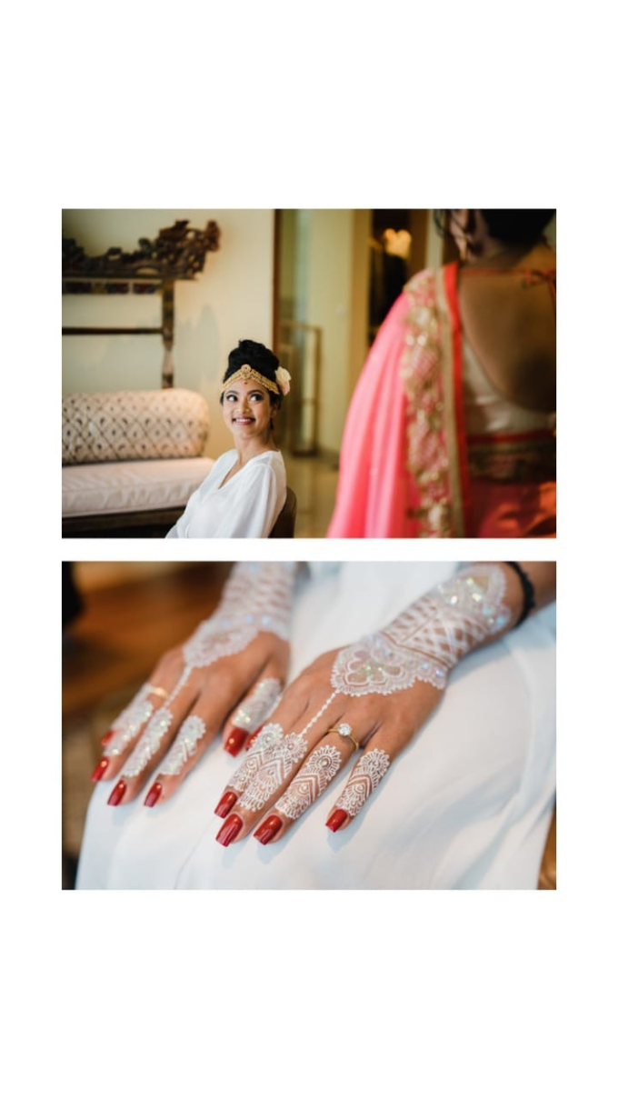 Henna service on Myrin and Sarnia Wedding by Nirvana Henna by Shinta - 002