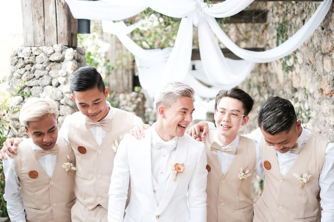 Kim Kurniawan  & Elisa Novia Wedding by HOUSE OF PHOTOGRAPHERS - 031