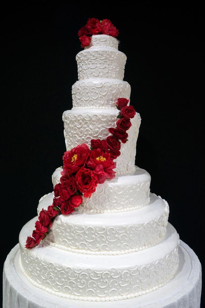 The Wedding Cake by Damai Wedding Cake by Damai Wedding Cake - 001