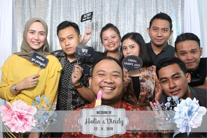Holis & Vindy by Litbox Photobooth - 004