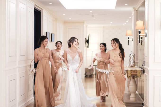 Kim Kurniawan  & Elisa Novia Wedding by HOUSE OF PHOTOGRAPHERS - 032