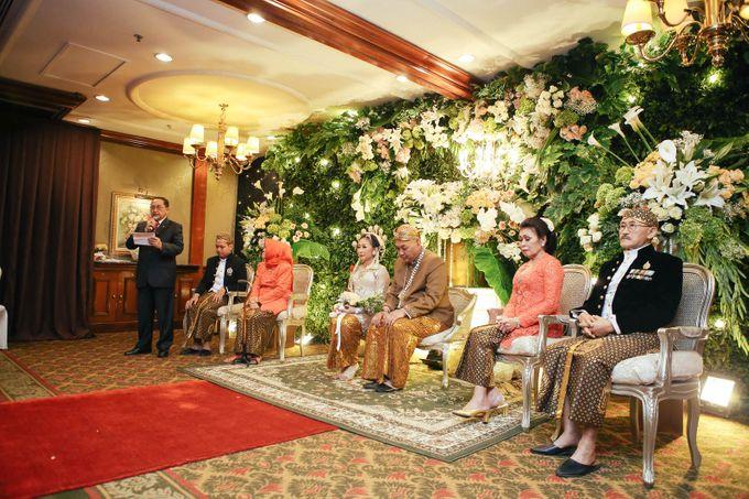 Traditional Wedding of Ami & Adi by MERCANTILE PENTHOUSE WEDDING - 018