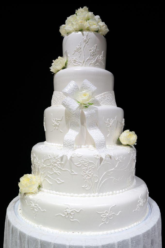 The Wedding Cake by Damai Wedding Cake by Damai Wedding Cake - 002
