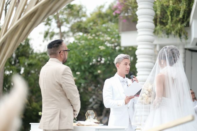 Kim Kurniawan  & Elisa Novia Wedding by HOUSE OF PHOTOGRAPHERS - 033