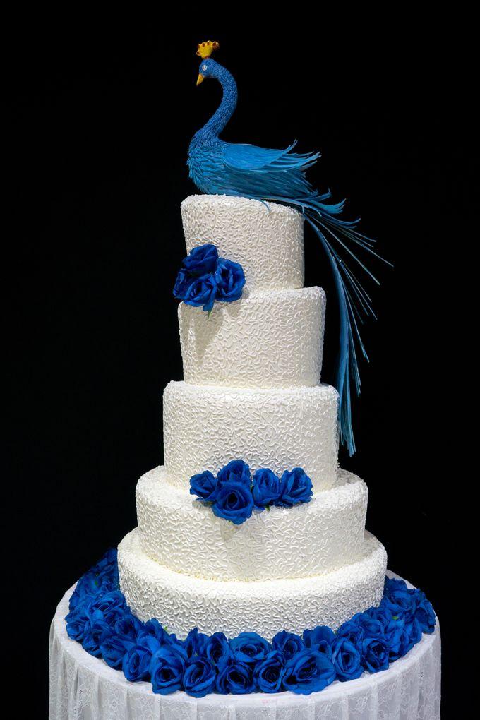 The Wedding Cake by Damai Wedding Cake by Damai Wedding Cake - 003