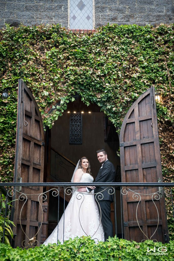 Wedding of Jessica & Robert by WG Photography - 011